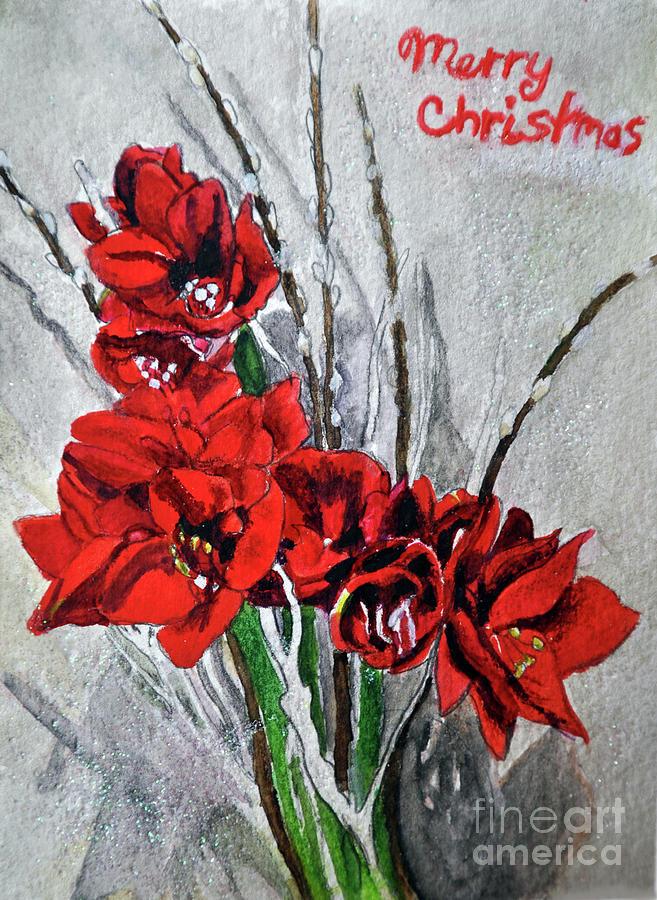 Winter Bouquet by Lori Moon