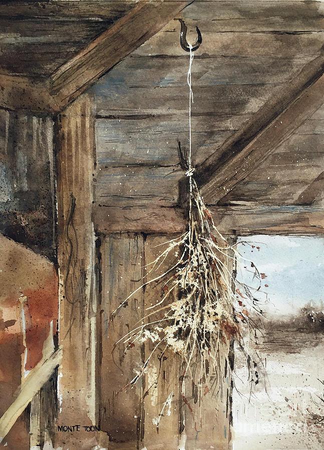 WINTER BOUQUET by Monte Toon