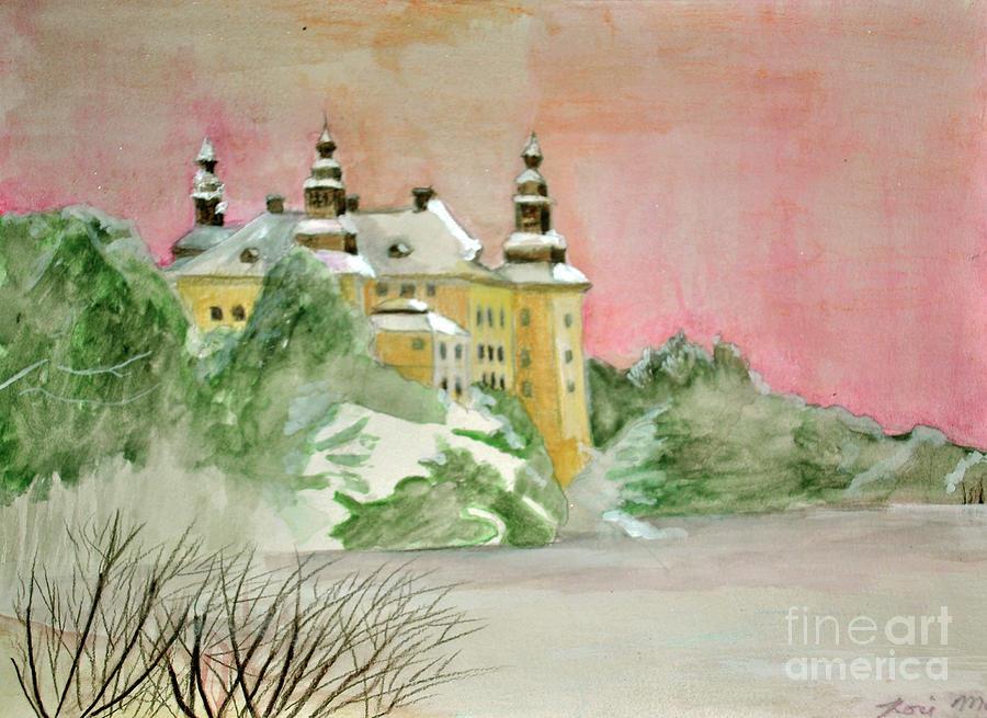 Winter Castle by Lori Moon