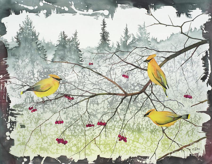 Winter Harvest by Carolyn Doe