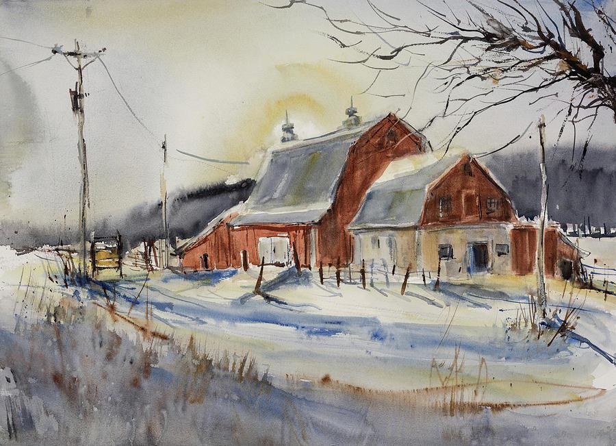 Winter Light by Judith Levins