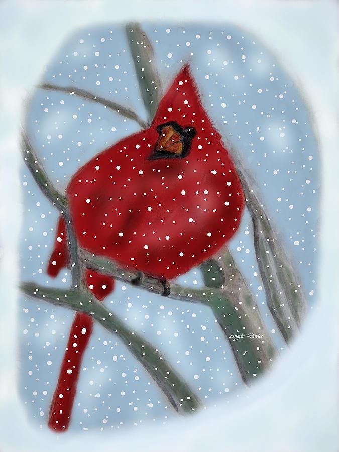 Winter Magic by Angela Davies
