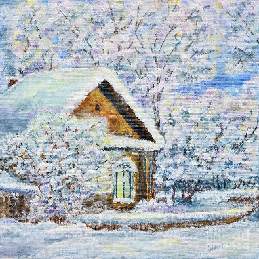 Winter by Olga Hamilton
