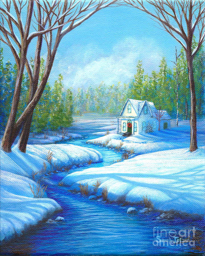 Winter Retreat by Sarah Irland