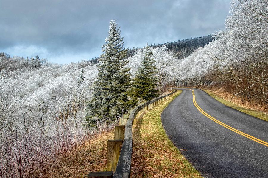 Winter Returns by Dana Foreman