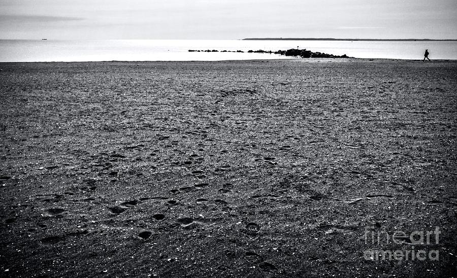 Winter Seascape by James Aiken