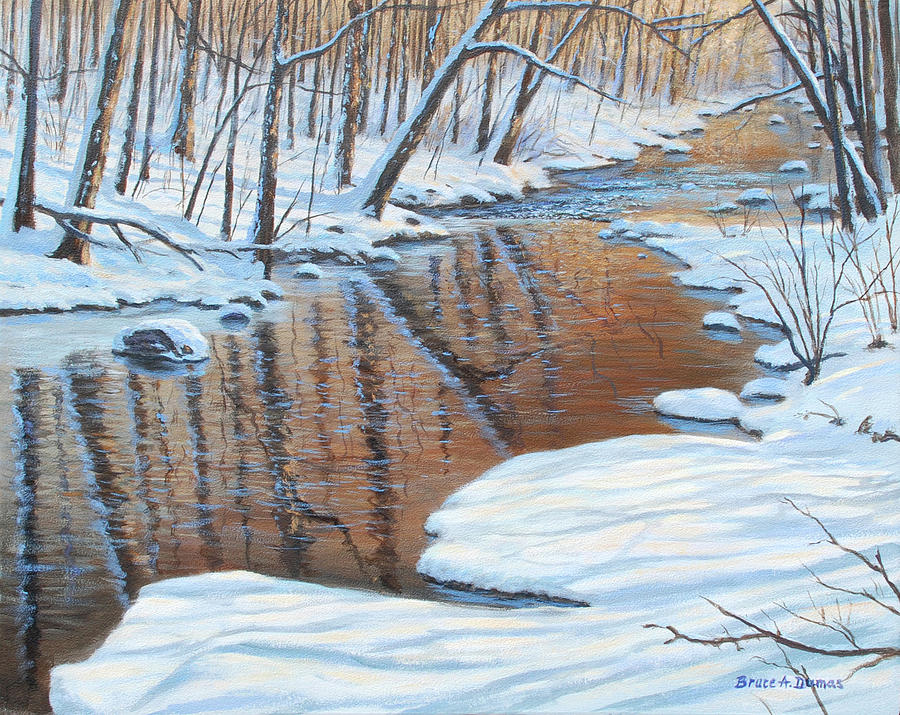 Winter Serenade by Bruce Dumas