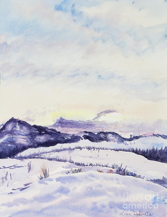 Winter Splendor by LISA DEBAETS