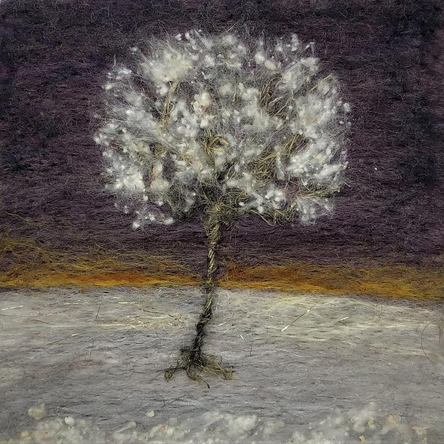 Winter Tree by Ushma Sargeant