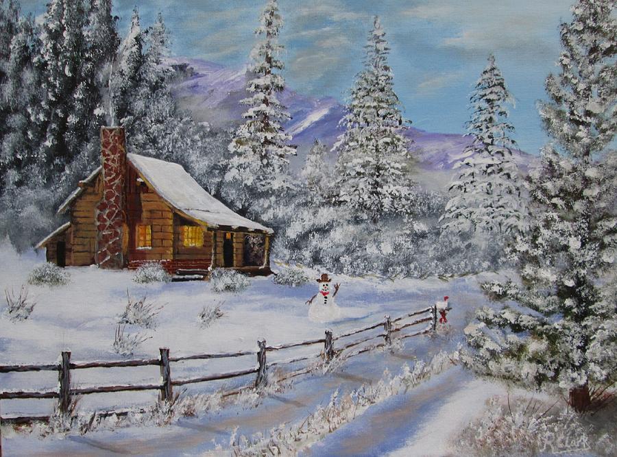 Winter Wonderland by Robert Clark