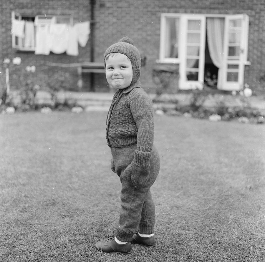 Winter Woollies Photograph by Chaloner Woods