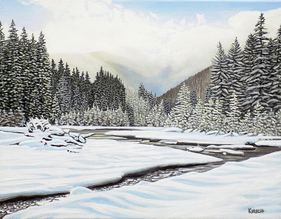 Winterland by Kenneth M Kirsch