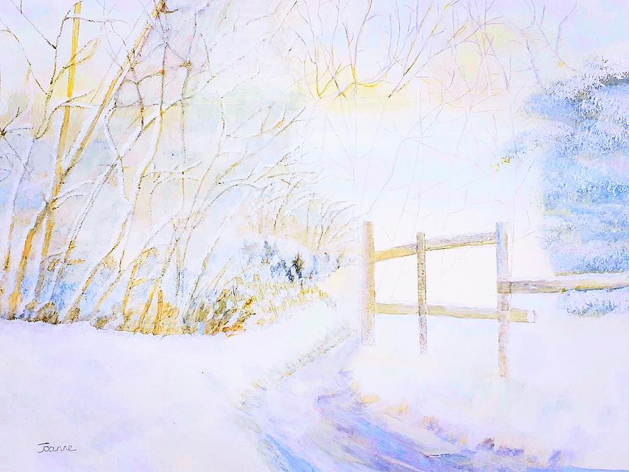 Winter's Day by Joanne Perkins