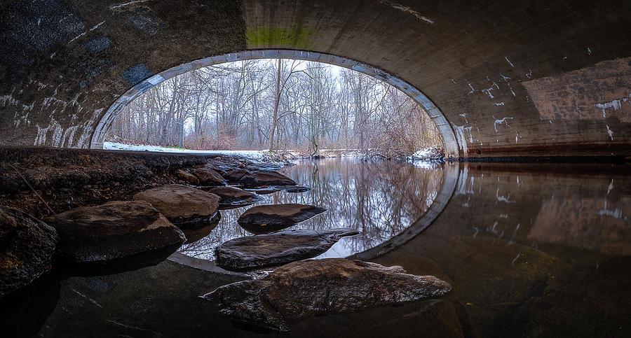 Wintertime Tunnel Vision by John Randazzo