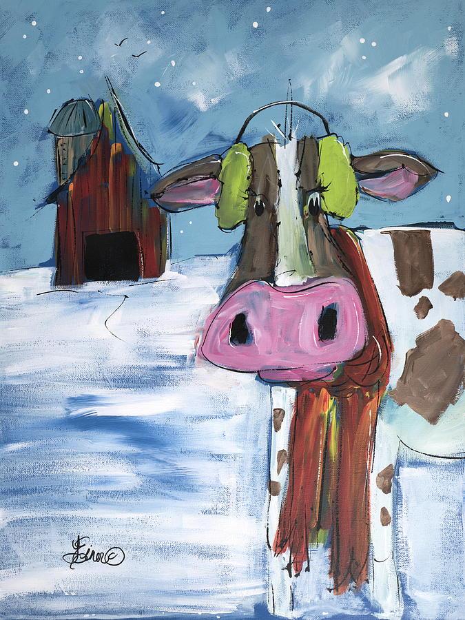 Wiscowsin Winter by Terri Einer