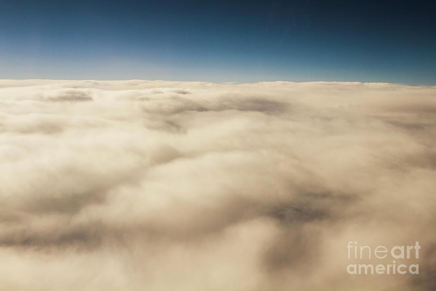 Cloud Photograph - Wispy Heavens  by Jorgo Photography - Wall Art Gallery