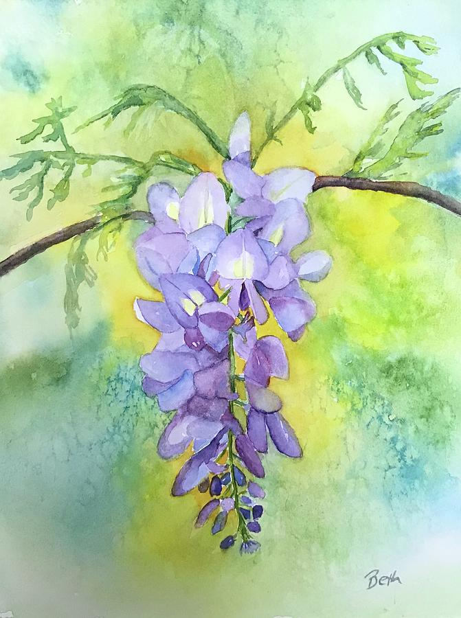 Wisteria by Beth Fontenot