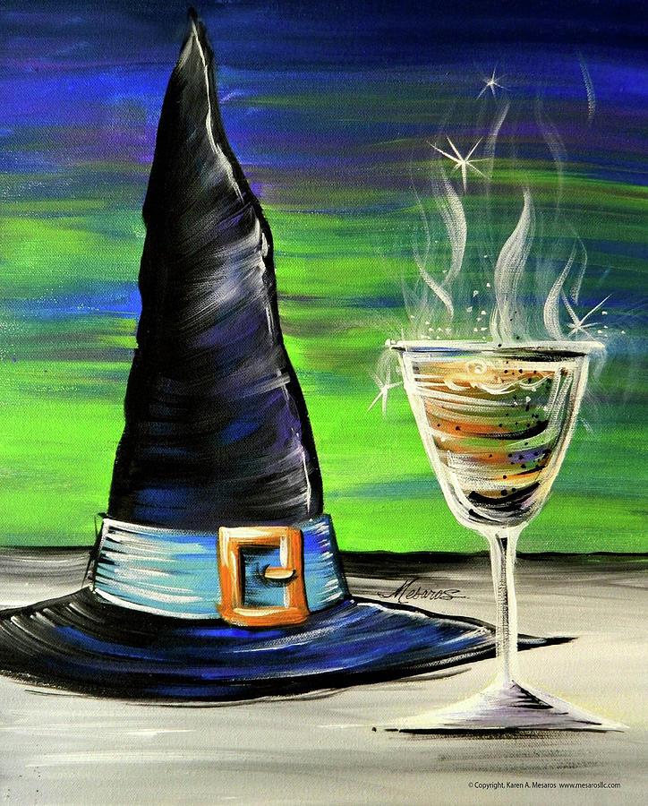 Witches Brew by Karen A Mesaros