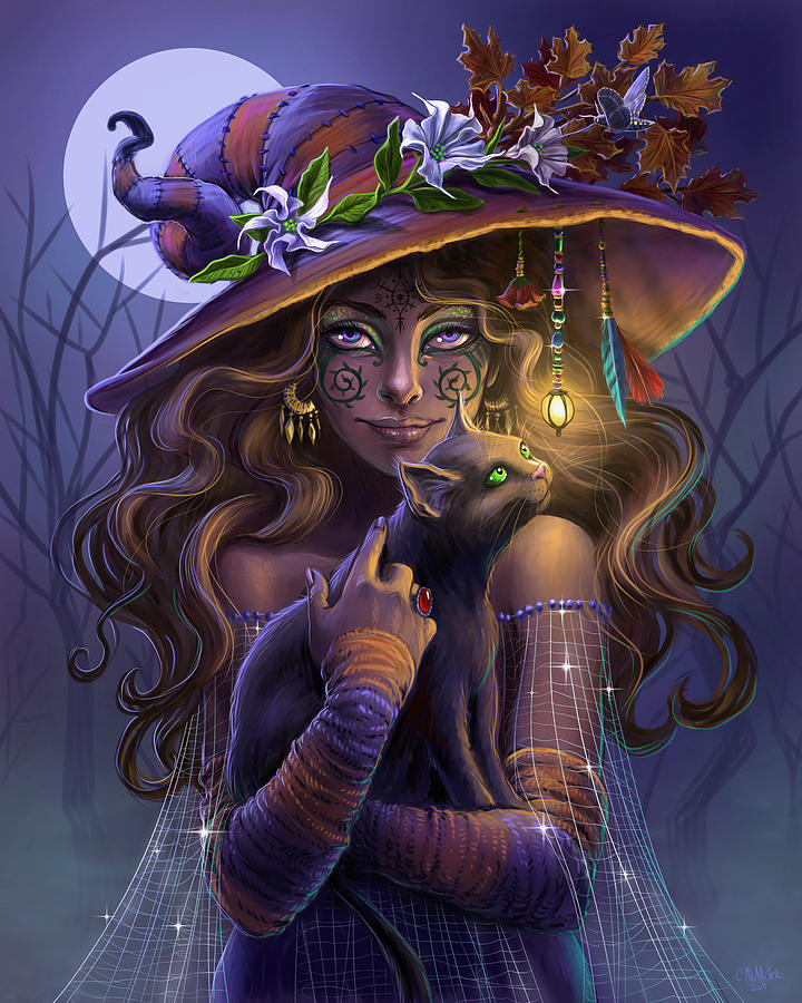 Witchy Woman by Cristina McAllister