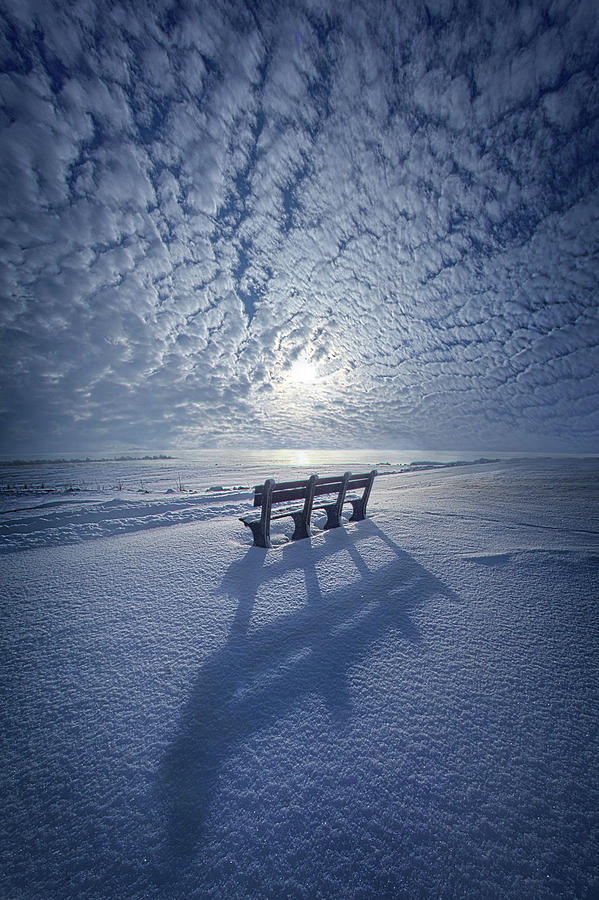 Within the Absence are the Memories by Phil Koch