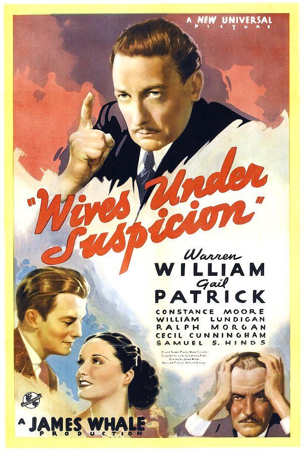 Wives Under Suspicion by Universal Pictures