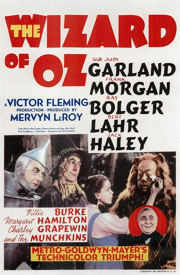 Wizard of OZ by Metro-Goldwyn-Mayer