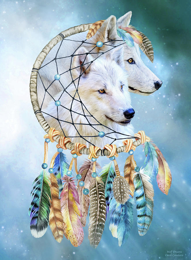 Wolf Dreams by Carol Cavalaris