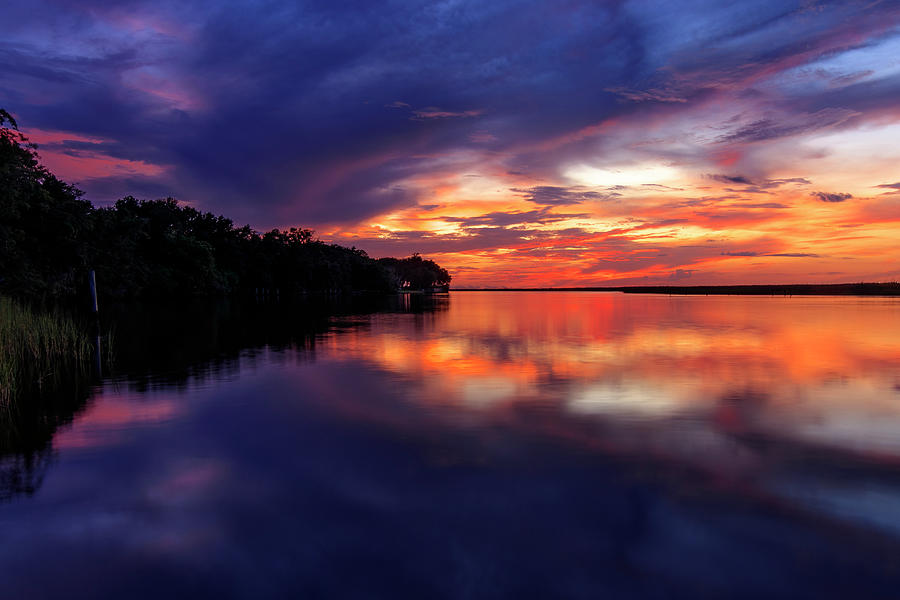 Wolf River Sunset by JASawyer Imaging