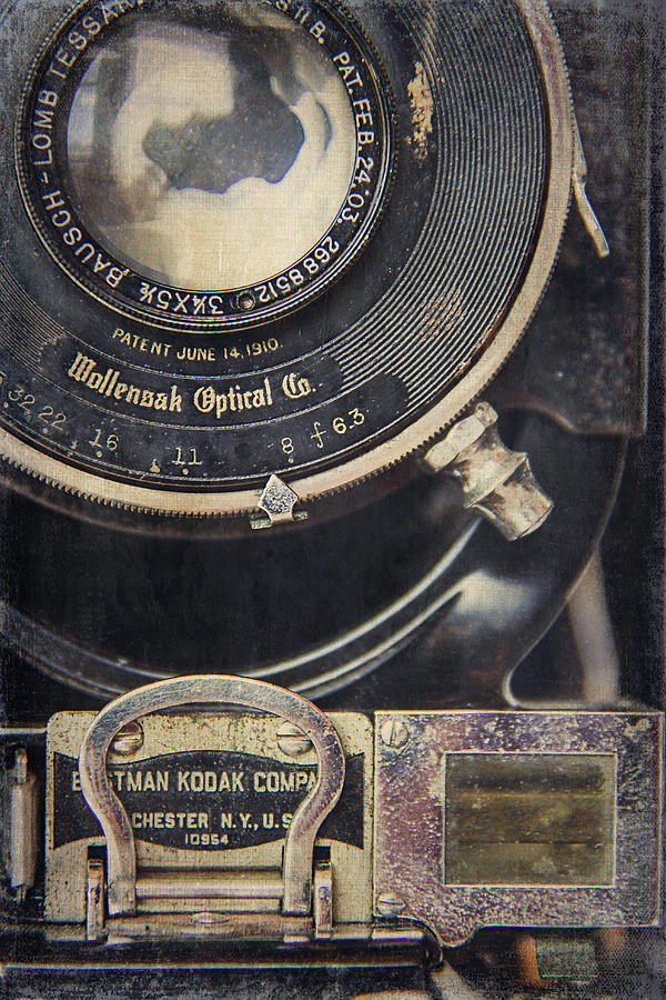 Wollensak Optical by Cindi Ressler