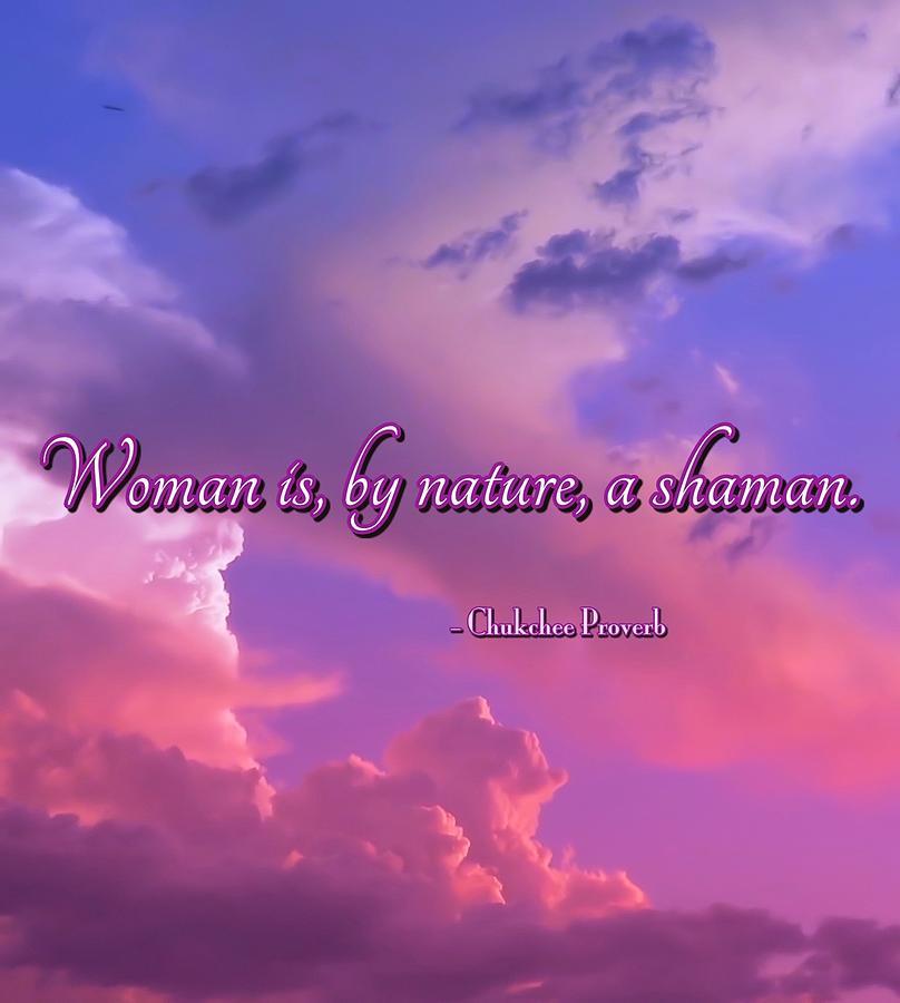 Woman Is by Judy Kennedy