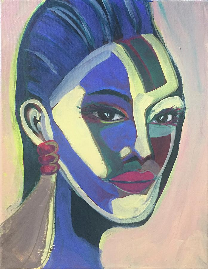 Woman of Color by Cherylene Henderson