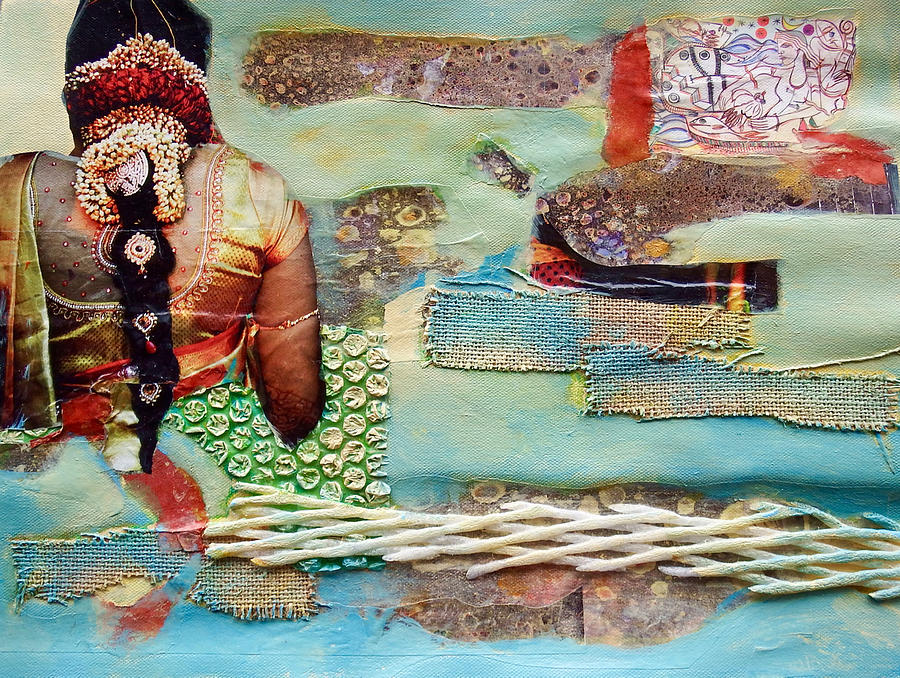Woman's Work by Myra Evans