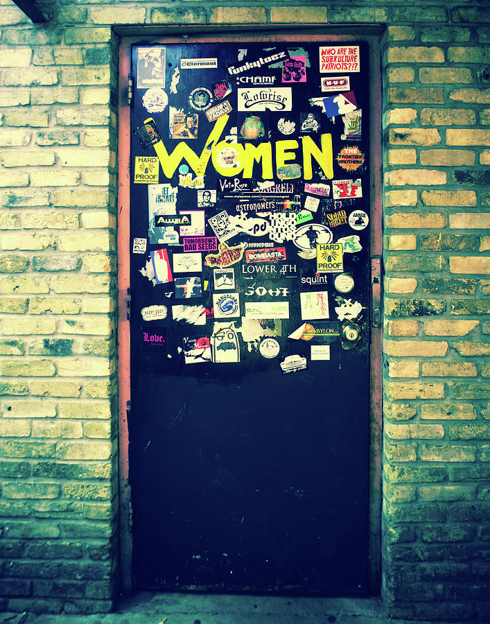 Women only by Sonja Quintero
