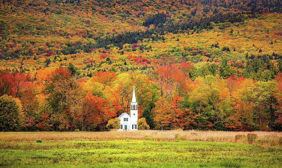 Wonalancet New Hampshire by Robert Clifford
