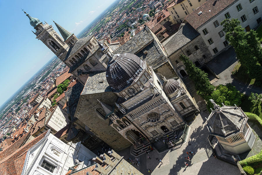 Wonderful Bergamo - Santa Maria Maggiore Basilica and Cappella Colleoni by Georgia Mizuleva