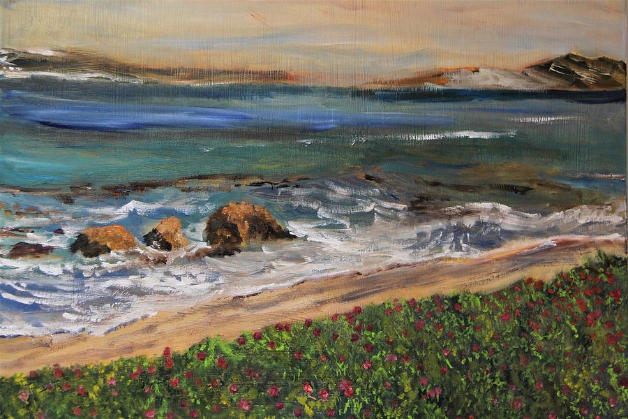 Wood Neck Beach by Michael Helfen