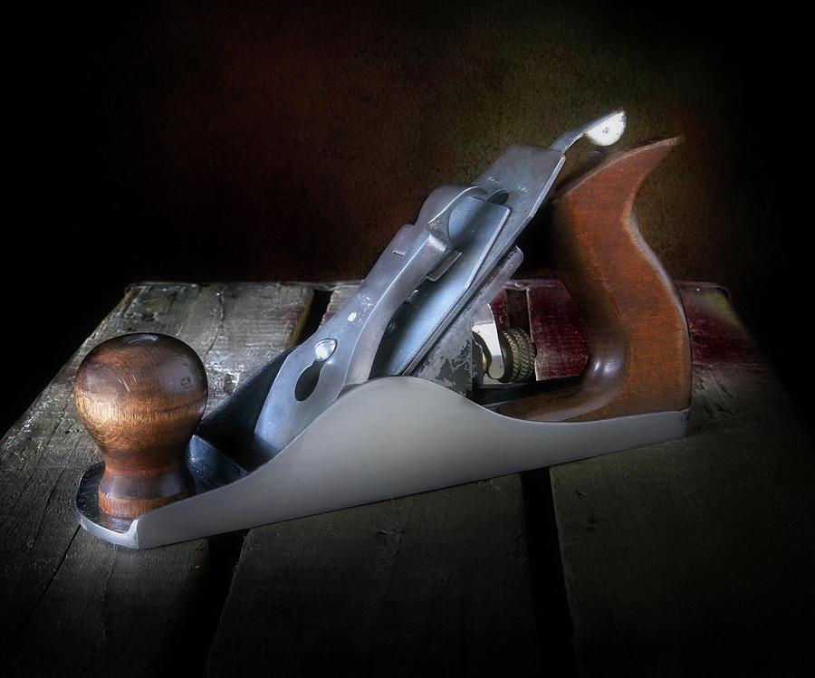 Wood Shop Plane by David and Carol Kelly