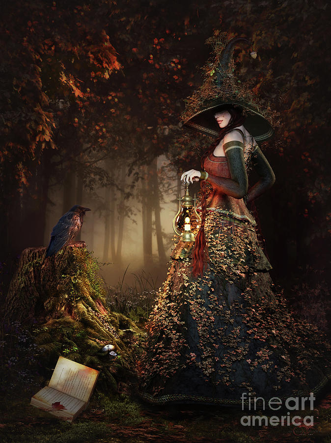 Wood Witch by Shanina Conway
