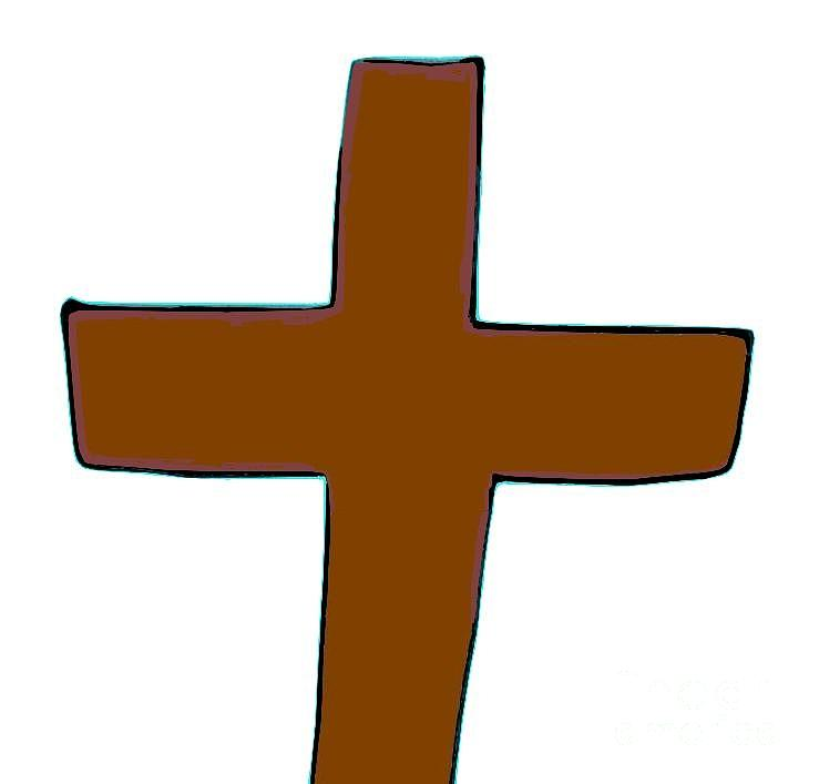Wooden Cross Photograph