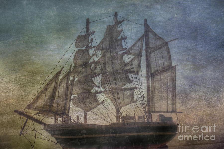 Wooden Ship by Randy Steele