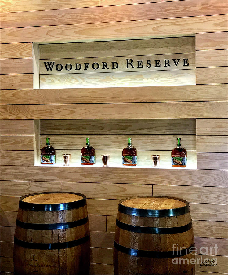 Woodford Reserve  by CAC Graphics