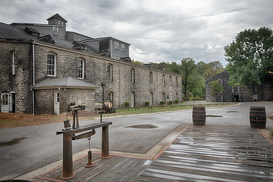 Woodford Reserve Distillery by Susan Rissi Tregoning
