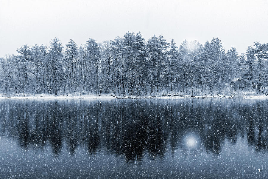 Woodstock Snowstorm by Tom Romeo