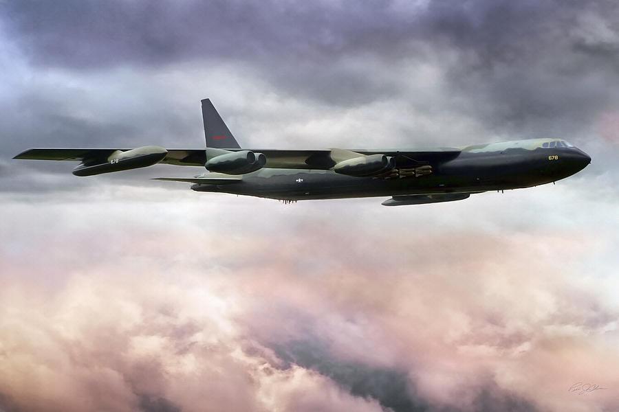 Aviation Digital Art - Workhorse by Peter Chilelli