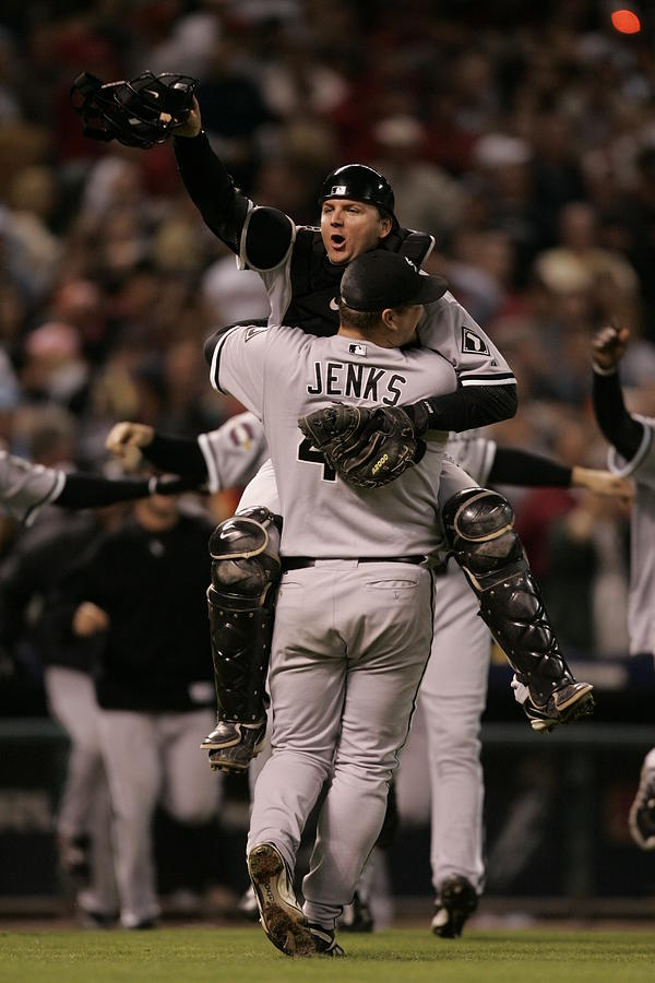 World Series Game 4  Chicago White Sox Photograph by Rich Pilling