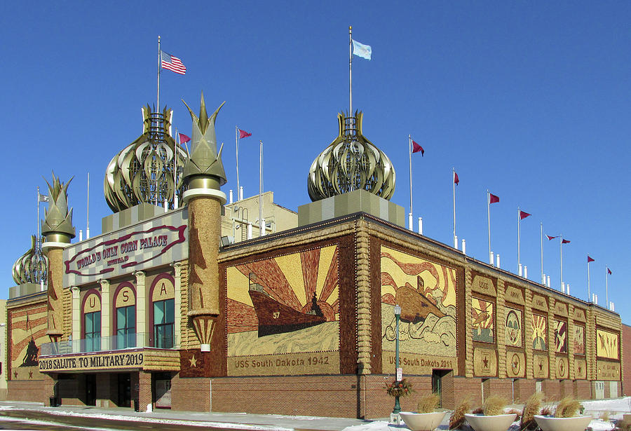 Worlds Only Corn Palace 2018-19 by Richard Stedman
