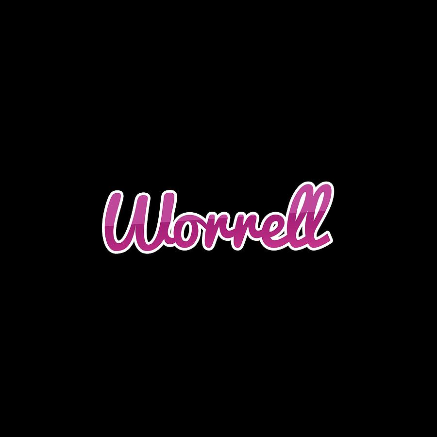 Worrell #Worrell by TintoDesigns