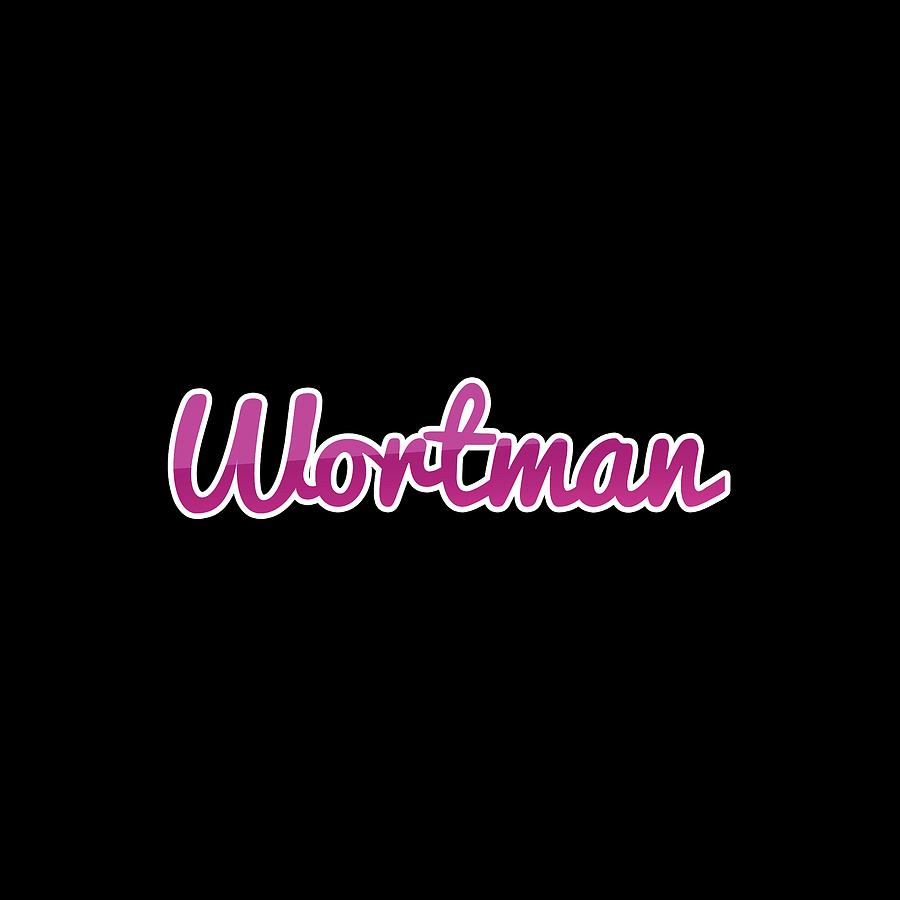 Wortman #Wortman by Tinto Designs