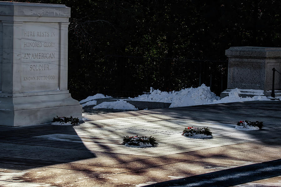 Wreaths at the Tomb by William Chizek