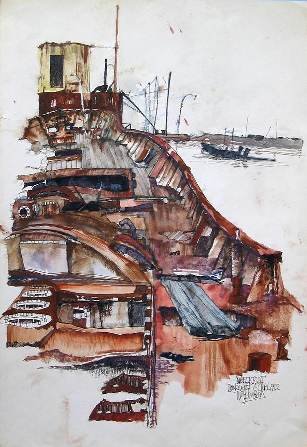 WreckRust by Tim Johnson
